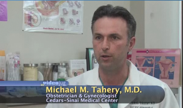 dr Michael M. Tahery Routine Gynecology Examinations