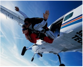 Tandem Skydive Las Vegas For Two 25 Different Things To Do For Valentines Day In A City Near You