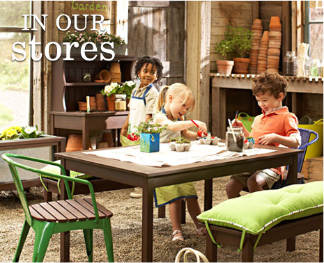 Packet of Sunflower Seeds from Pottery Barn Kids Earth Day Deals: Free Coffee, Reusable Bags and Totes, Plant a Tree and More