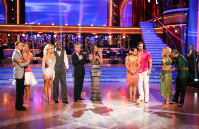Semi Finals of Dancing WIth The Stars