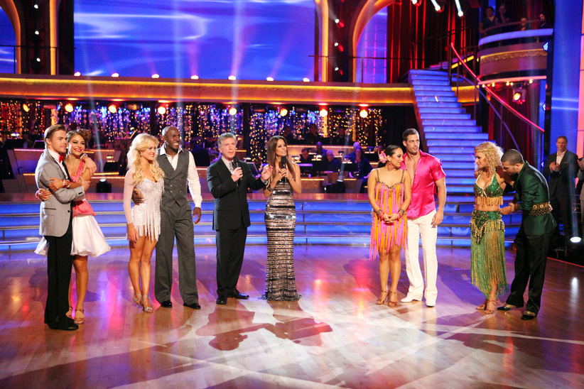  Dancing With The Stars Season 14 Week 8 Eliminations  Who Made It To The Finals?