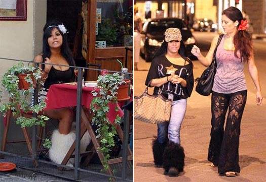 Snooki Top 10 Worst #Fashion Trends of All Time