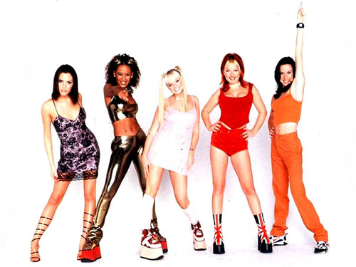 Spice+Girls Top 10 Worst #Fashion Trends of All Time