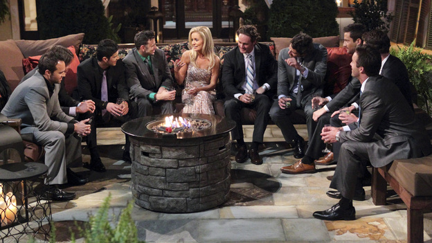 night one The Bachelorette Season 8 Premiere Emily Maynard Meets her 25 Bachelors!