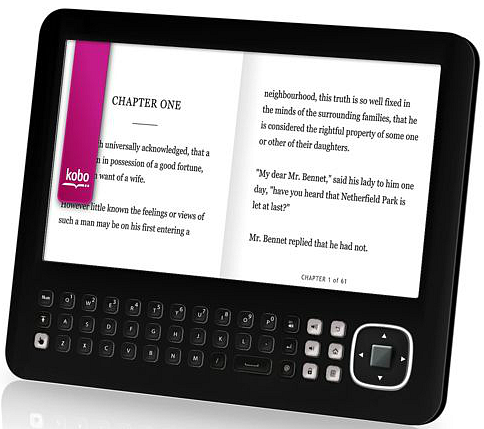 "Ematic eGlide Reader Pro with Wi-Fi 7"" Tablet PC Featuring Android 2.1 Operating System"