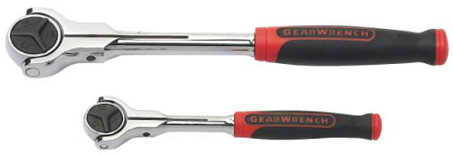GearWrench 2-piece Cushion Grip Roto Ratchet Set