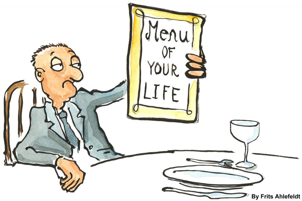Menu For Life 1024x681 Why Life Insurance is So Important in Your 20s and 30s