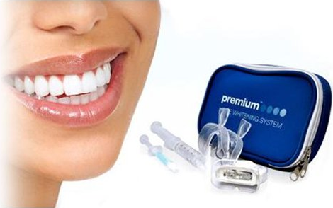 Premium Home Teeth Whitening System with Premium Whitening Gel Weekly Deals: Halter Jumpsuit, $95 Android Tablet, PC Software & More