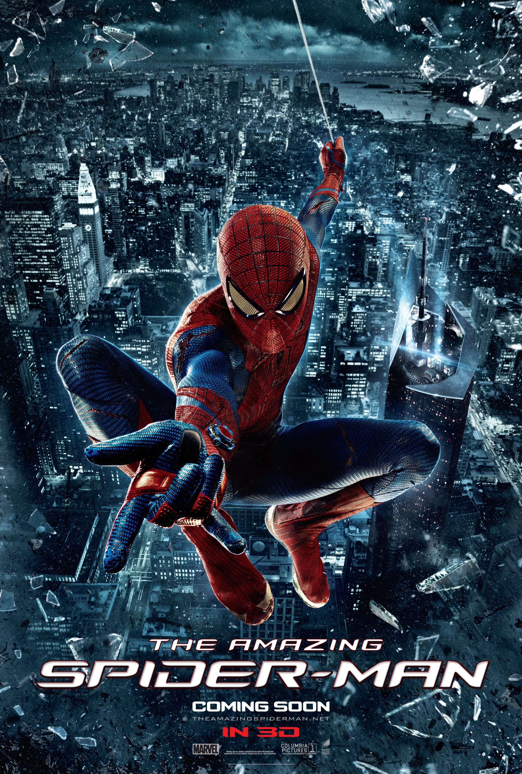 The Amazing Spiderman   #Movie Review