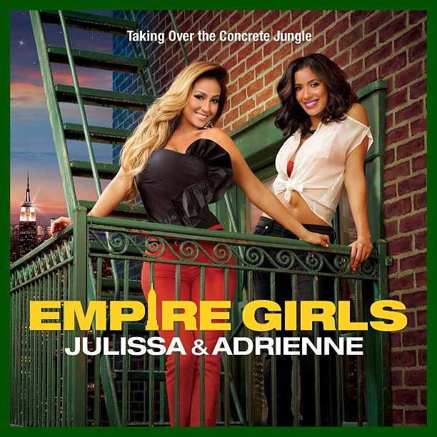 Empire Girls Julissa & Adrienne Bailon   Fashion From Casual To Happy Hour!