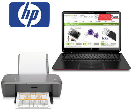 HP Envy Ultrabook PC with HP Printer Weekly Deals: 64GB USB Flash Drive, Android Tablet, Ladies Shaver, Handbags & More