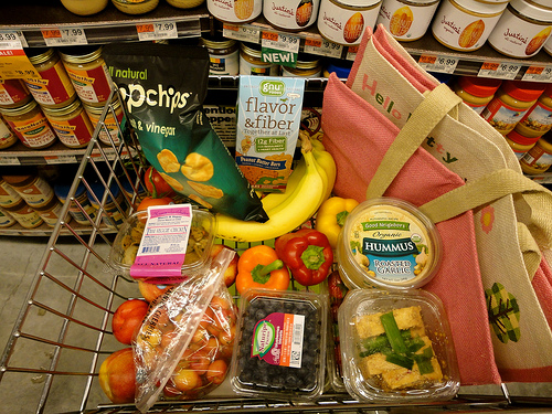 grocerybag Budget Family Shopping Tips: 6 ways to maximize your family's monthly food budget