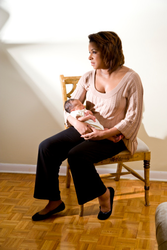 Signs of Postpartum Depression