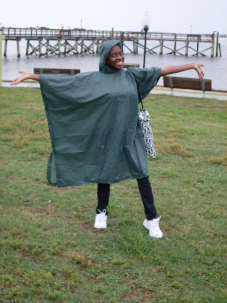 Poncho Fashions1 768x1024 Da Vinci visits Southport North Carolina for @SafeHavenMovie behind the scenes experience!