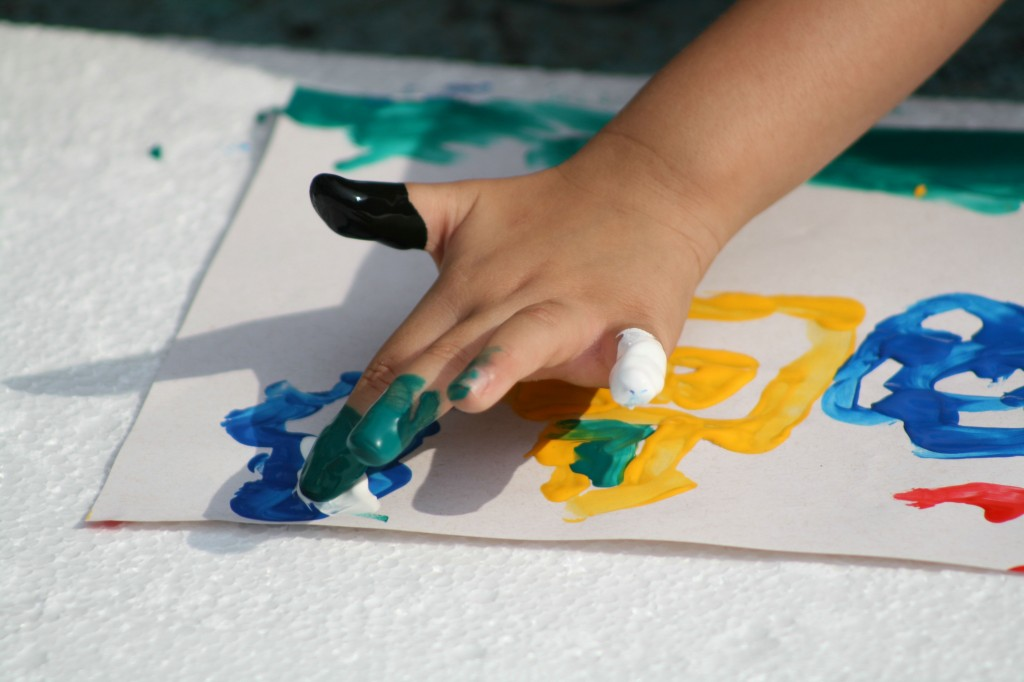 Painting1 1024x682 4 Ways to help Kids Discover their Talents
