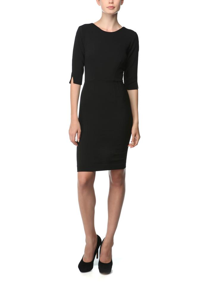 Space Crew Neck Dress A #Fashion Experience With @Century21Stores & Chance To Win A $500 wardrobe #makeover with NYC Trip!