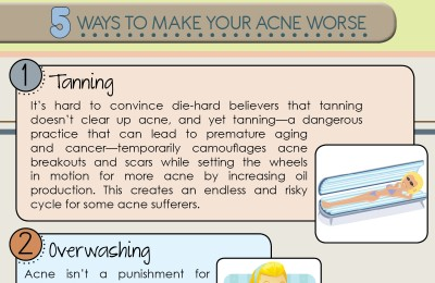 De-Mystify Acne: 9 Things You Should Know About Acne