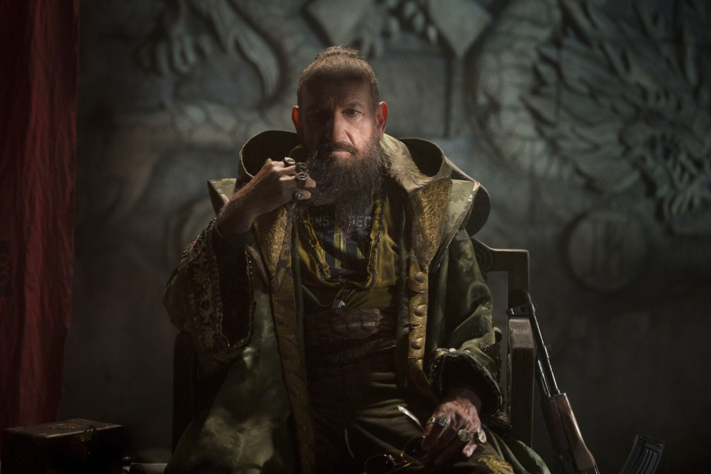 The Mandarin from IRON MAN 3
