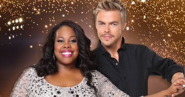 Amber Riley  Take A Look At Dancing With The Stars Season 17 Cast   Whos Dancing With Who? #DWTS