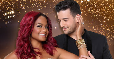 Christina Milian Take A Look At Dancing With The Stars Season 17 Cast   Whos Dancing With Who? #DWTS