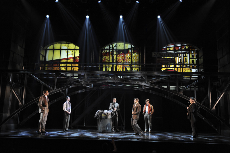 the life and legend of bonnie and clyde portrayed in the broadway productions Arthur penn's famous 1967 film bonnie and clyde revivified the story of bonnie   among popular depictions of the pair in music is a modern day broadway  musical as  this photograph shows the crowd that gathered around bonnie  and clyde's car  together, is an even-handed portrayal of the lives of bonnie  and clyde.