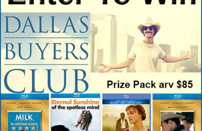 Enter to win a Dallas Buyers Club prize pack