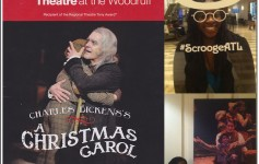 A Christmas Carol - Review by Da Vinci #ScroogeATL #Atlanta