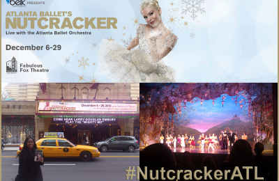 The Nutcracker ballet Fox Theatre