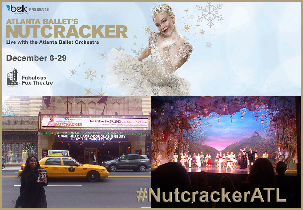 Da Vinci at nutcracker ballet 2013 Catch @AtlantaBallets the Nutcracker @TheFoxTheatre In #Atlanta While You Can! #NutcrackerATL