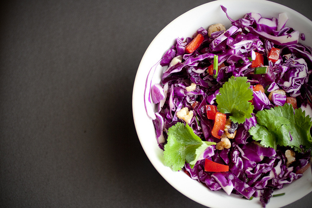 Red Cabbage 6 Foods, Herbs, And Spices To Lower Blood Glucose Levels