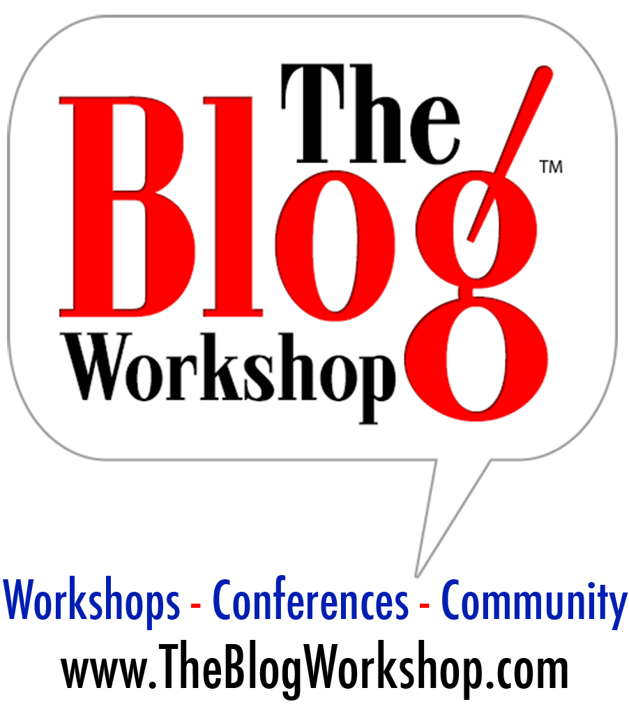 blogworkshop logo stepandrepeat The Blog Workshop