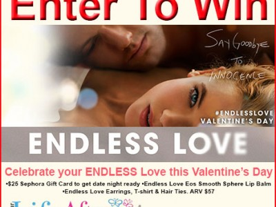 Endless Love Movie Valentine's Day Romance