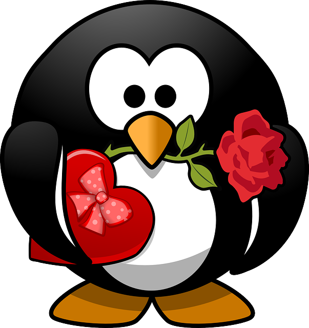 penguin 161288 640 5 Sweet Valentines Day Surprises For Your Long Distance Partner