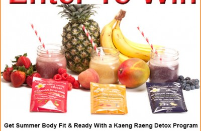 Kaeng Raeng detox weight loss