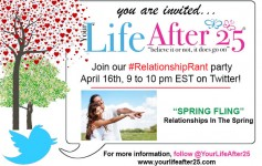 relationship Twitter Party dating