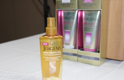 Jergens Shea Beauty Oil