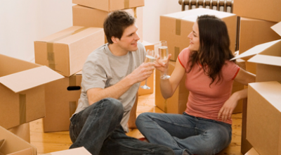 relationships buying a new home