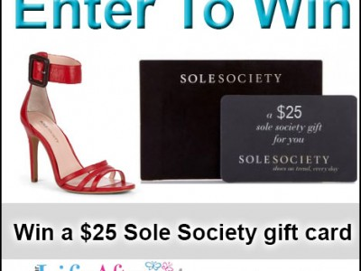 Sole Society Gift Card Giveaway
