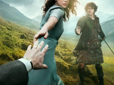 Outlander Time Warner Cable STARZ
