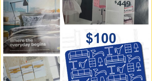 IKEA Atlanta Catalove Giveaway