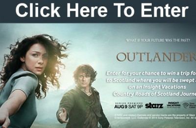 Outlander Scotland Sweeps