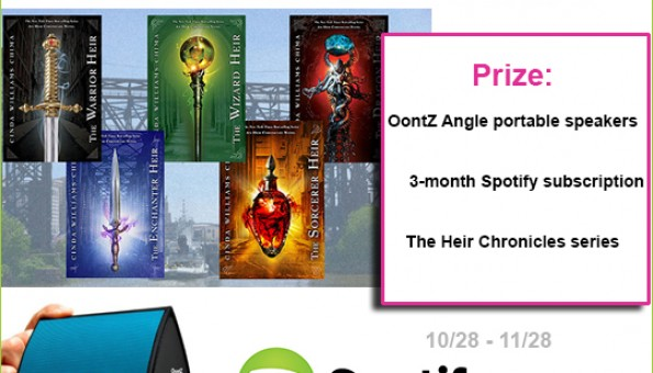 Heir Chronicles Prize Pack