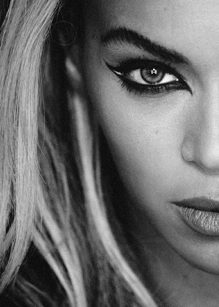 Beyonce eyes style beauty