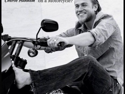 Movember Charlie Hunnam Fifty Shades of Grey