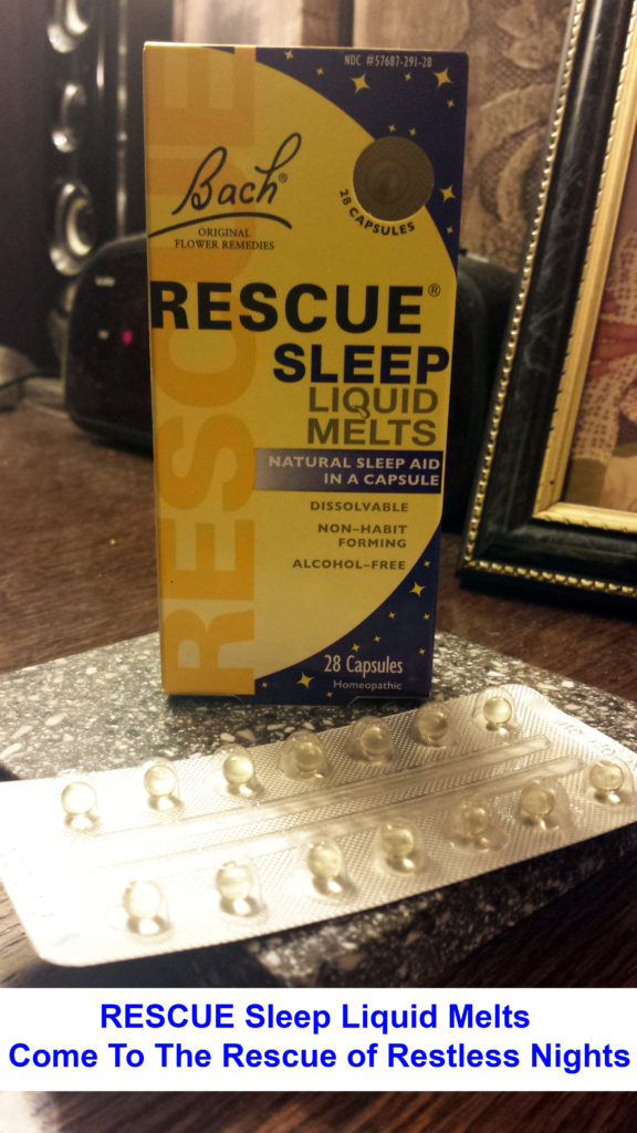 RESCUE sleep insomnia