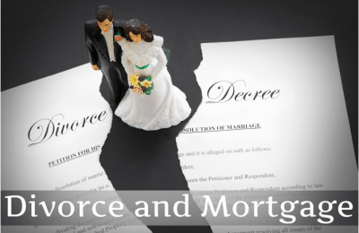 divorce mortgage marriage