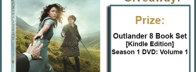 Your Life After 25's Outlander Fan Prize Pack Giveaway