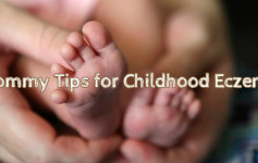 Mommy Tips For Childhood Eczema