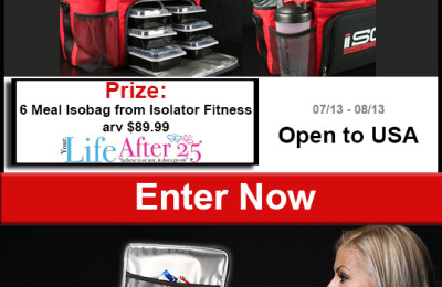 3 Great Ways The Isobag Can Fit Into Your Life and Help Build A Healthy Lifestyle