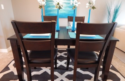 How to Give Your Disastrous Dining Area a Dramatic Makeover